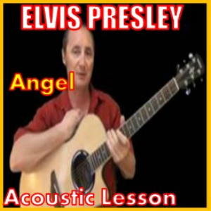 Learn to play Angel by Elvis Presley | Movies and Videos | Educational