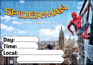 Invite Spider-Man | Photos and Images | Entertainment