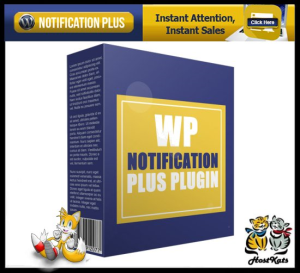 WP Notification Plus  Plugin- Includes MiniSite and MRR | Software | Utilities