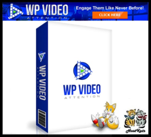 wordpress video attention plugin - includes minisite and mrr  new powerful, easy-to-