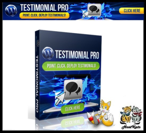 WP Testimony Pro Plugin - Includes MiniSite and MRR | Software | Utilities