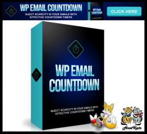 WordPress Email Countdown Plugin - Includes MiniSite and MRR | Software | Utilities