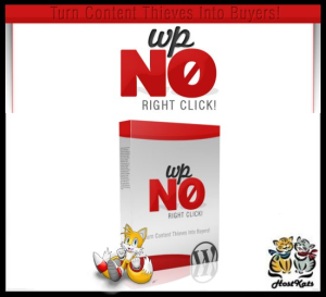 WP No Right Click Plugin - Includes MiniSite and MRR | Software | Utilities