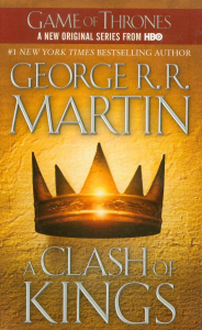 A Song of Ice and Fire 2 - A Clash of Kings | Audio Books | Fiction and Literature