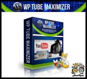 WP Tube Maximizer Plugin - Includes MiniSite and MRR | Software | Utilities