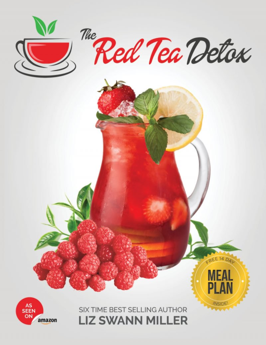 First Additional product image for - The Red Tea Detox