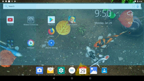 First Additional product image for - Android-x86_64 Oreo 8.1 with Google Play Store and Aptoide