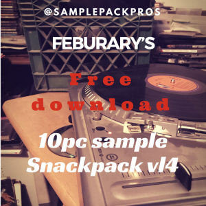 Feburarys Sample Snack pack | Music | Soundbanks