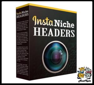 100 insta niche headers