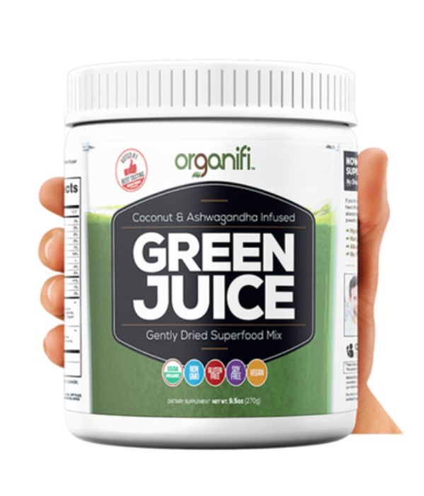 First Additional product image for - Organifi Green Juice