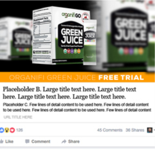 Third Additional product image for - Organifi Green Juice
