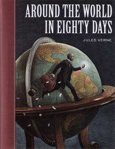Around the World in Eighty Days by Jules Verne | eBooks | Children's eBooks