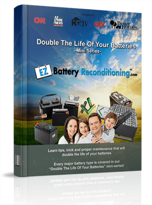 First Additional product image for - New Battery Reconditioning Course! Vsl Conversions 9.7% & Epc $2.