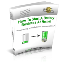 New Battery Reconditioning Course! Vsl Conversions 9.7% & Epc $2. | Crafting | Cross-Stitch | Other