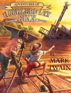 Adventures of Huckleberry Finn by Mark Twain | eBooks | Children's eBooks