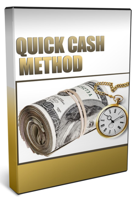 First Additional product image for - Quick Cash Method