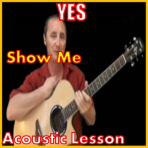 Learn to play Show Me by Yes | Movies and Videos | Educational