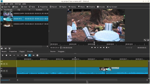 First Additional product image for - ShotCut Video Editor x64 - Create & Edit Your Videos