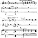 Il tuo sangue o el mio amore. Aria for Soprano. G. Puccini: La Bohème,  Vocal Score (Ricordi.1896), Italian. | eBooks | Sheet Music