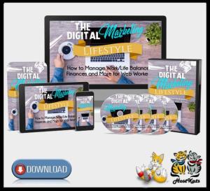 The Digital Marketing Lifestyle | eBooks | Reference