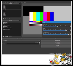 obs studio  for mac- video recording and live streaming
