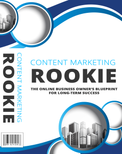 content marketing rookie