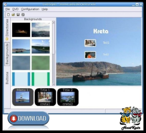 DVDStyler - DVD Authoring Application for Windows x64 | Software | Utilities