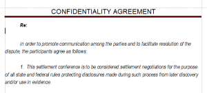 Confidentiality Agreement | Documents and Forms | Legal