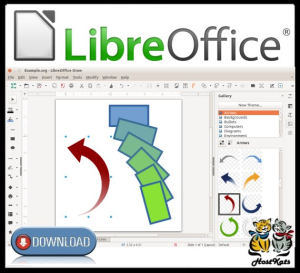 libreoffice portable - full-featured portable version of libreoffice