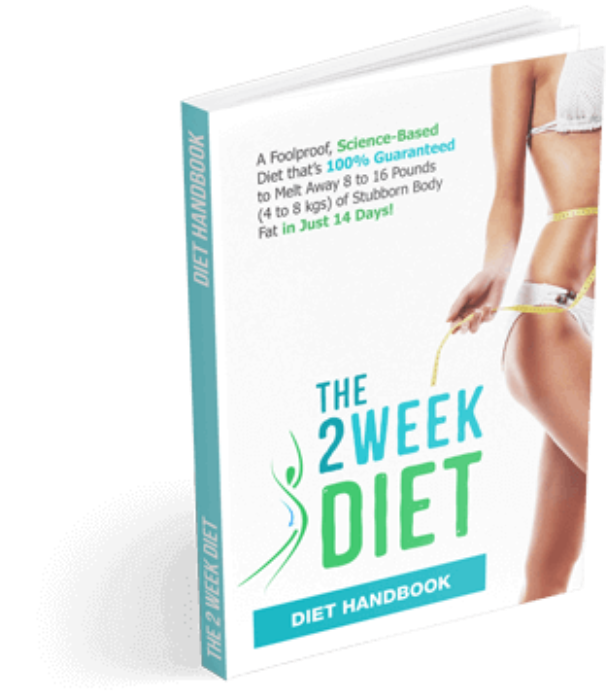 First Additional product image for - The 2 Week Diet