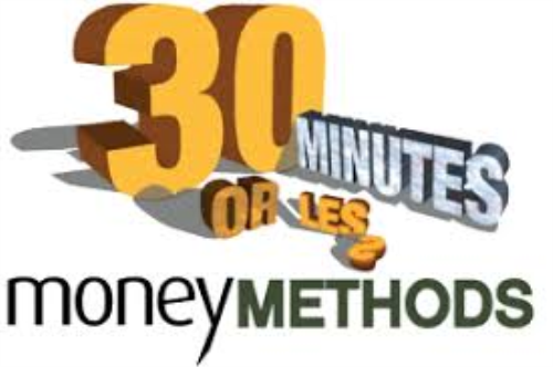 Second Additional product image for - 30 Minute Money Methods (view mobile)