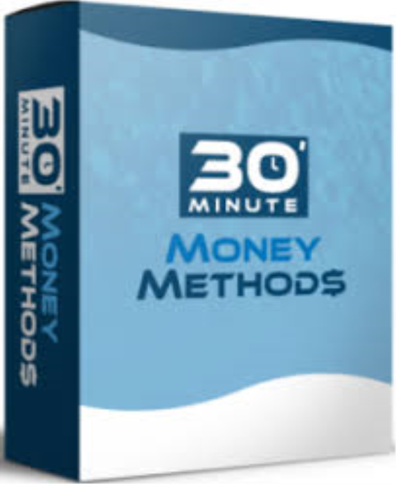 Third Additional product image for - 30 Minute Money Methods (view mobile)