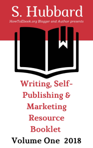 resources for writing publishing & marketing volume one 2018