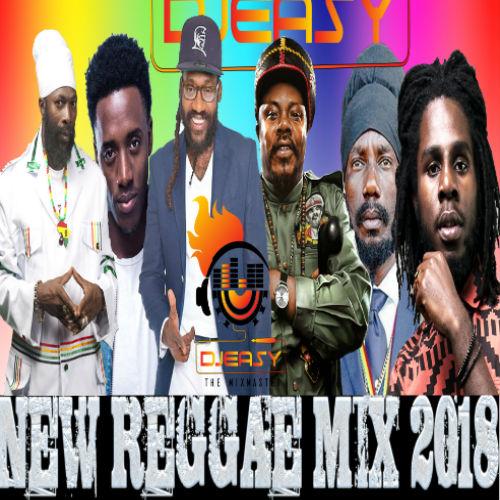 New Reggae Mix 2018 Tarrus Riley,Chronixx,Capleton,Luciano,Lutan  Fyah,Romain Virgo&more