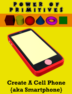 pop's create a cell phone (smartphone) for daz studio