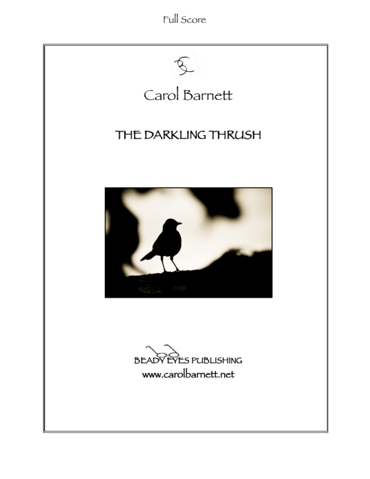 First Additional product image for - The Darkling Thrush