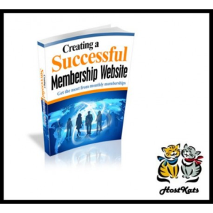 Creating a Successful Membership Website | eBooks | Reference
