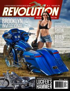 revolution motorcycle magazine vol.44 francais