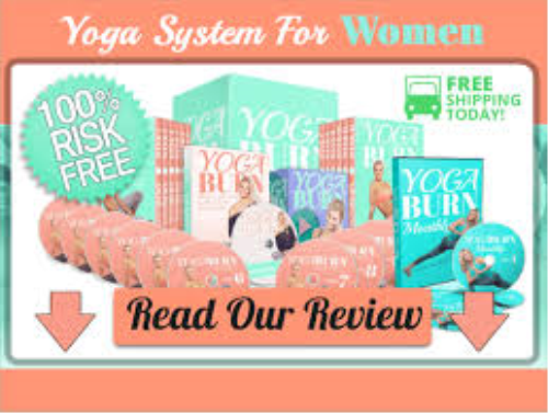 Second Additional product image for - Yoga Burn for Women