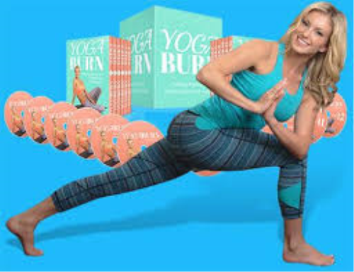 Third Additional product image for - Yoga Burn for Women