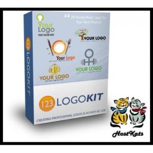 123 Logo Kit | Software | Design