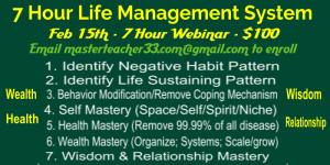 7 Hour Life Management System (BASIC) | Audio Books | Religion and Spirituality