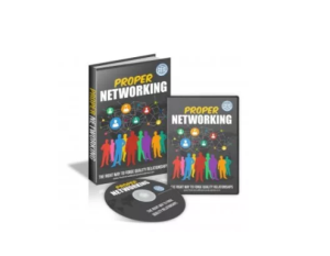 Proper Networking | Movies and Videos | Training