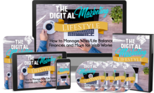 The Digital Marketing Lifestyle | eBooks | Business and Money