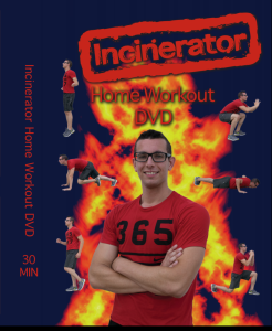 incinerator home workout video