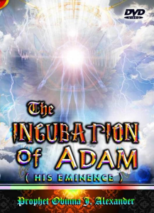 the incubation of adam (h.e)