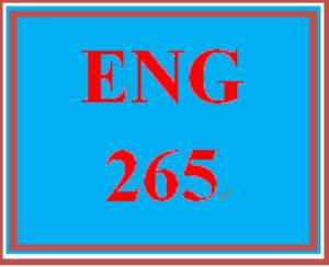 ENG 265 Week 1 Short Story Analysis Worksheet | eBooks | Education