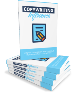 copywriting influence package!