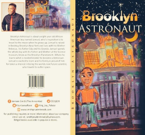 Brooklyn Astronaut Jamuel's Journey To The Moon | eBooks | Education