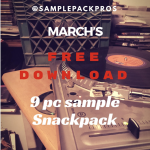 march's sample snack pack